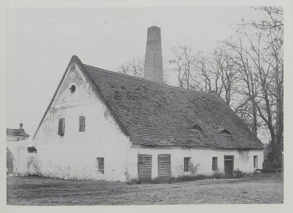 erste Zuckerfabrik